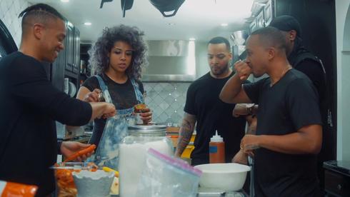 The Cook Up : Ghetto Gastro