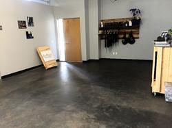 dance studio entrance