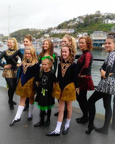 Performing at Looe Music Festival