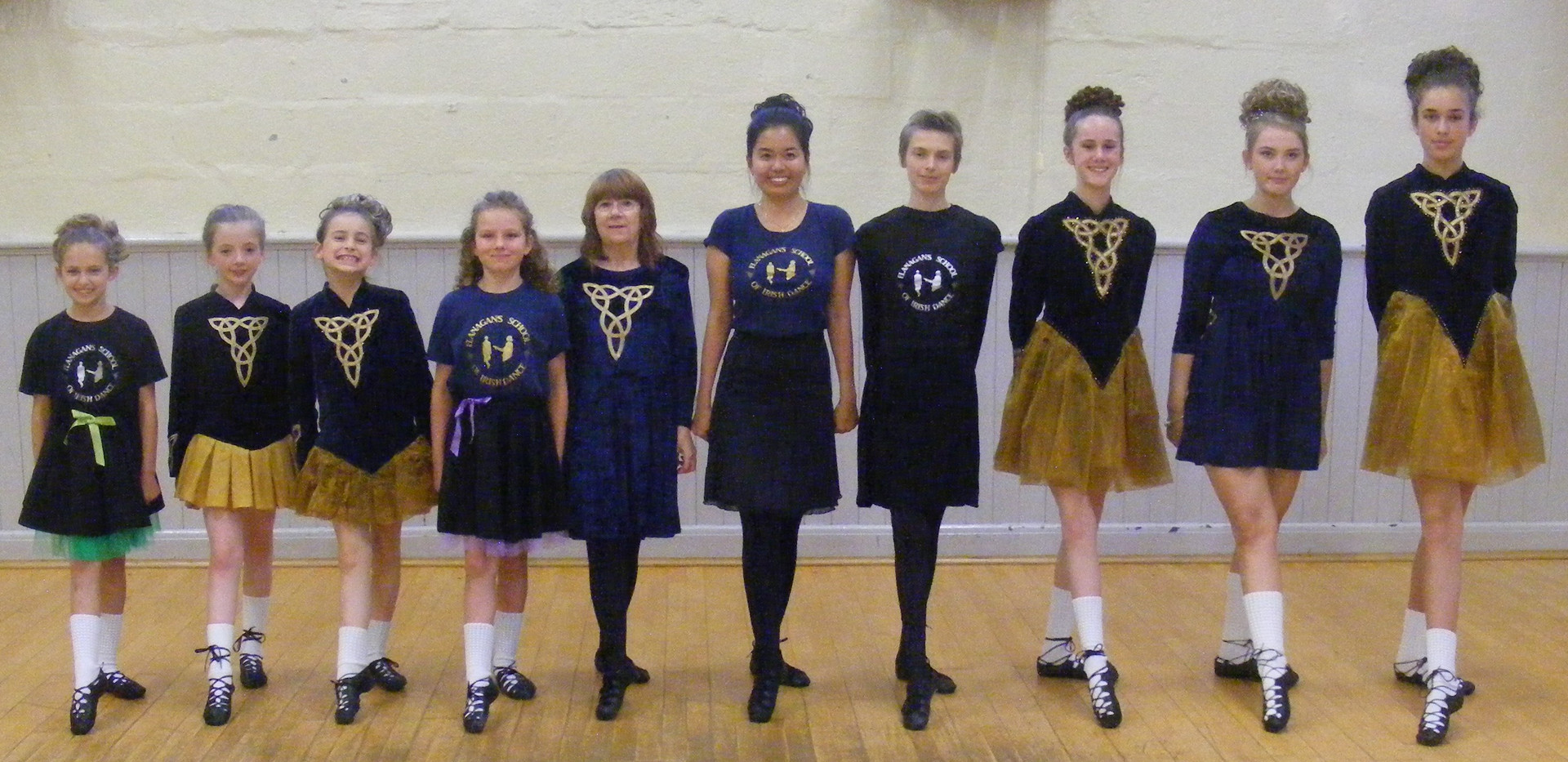 Flanagans's school of Irish dance