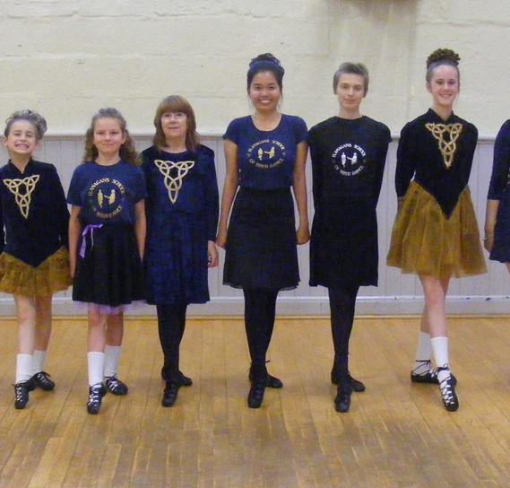 Flanagans's school of Irish dance