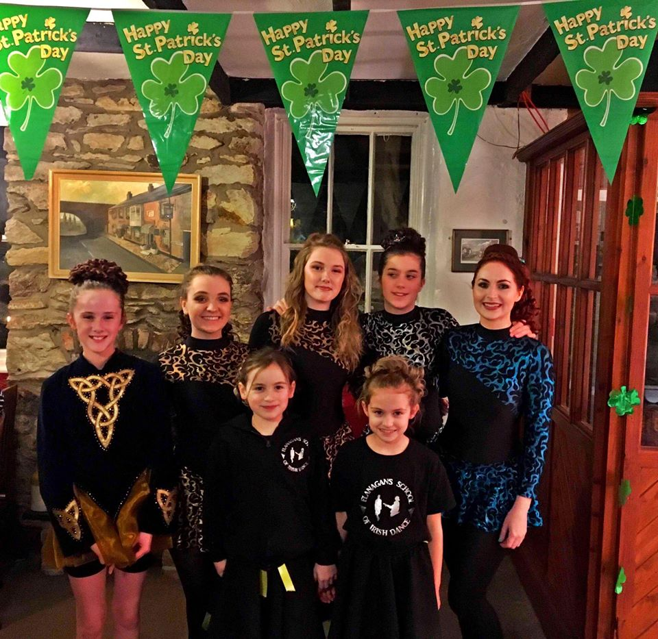 St Pats performance City Inn 2018