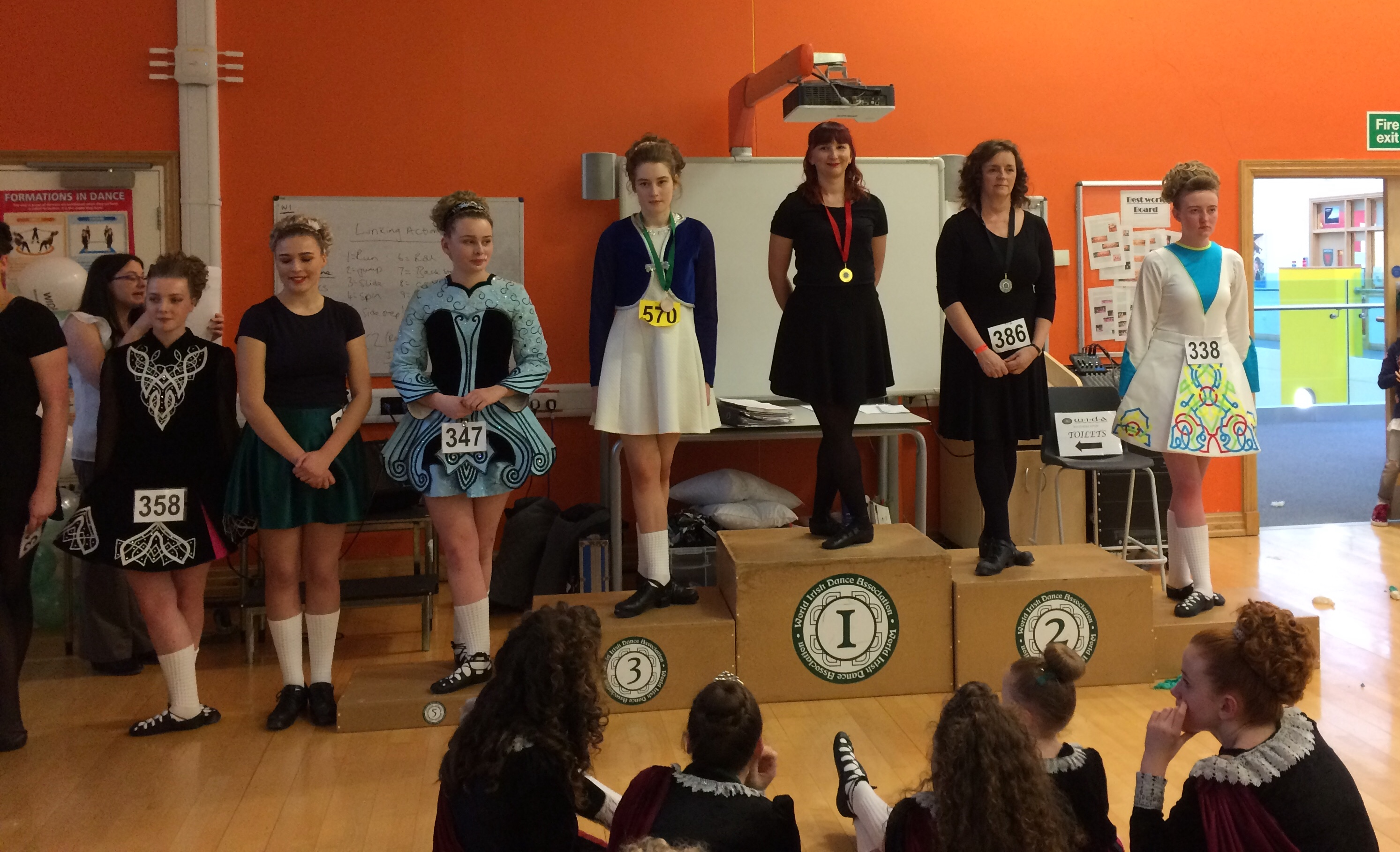 Eithne 1st place