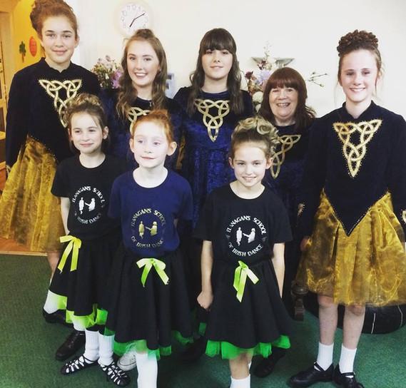 Flanagan's school of Irish dance