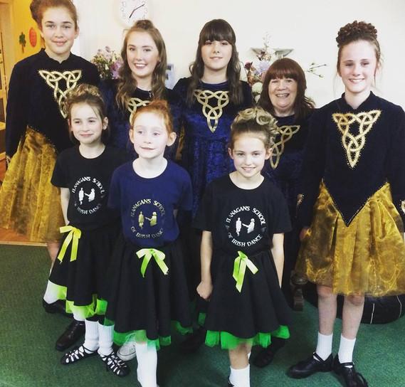 Flanagan's Dance Troupe