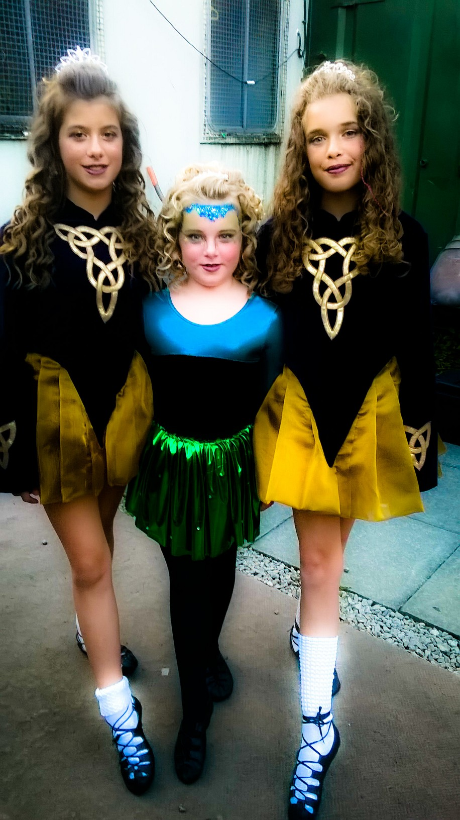 Sterts theatre Irish Dancers