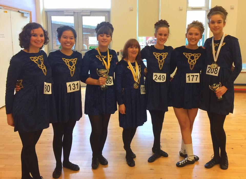 Flanagan's school of Irish Dance