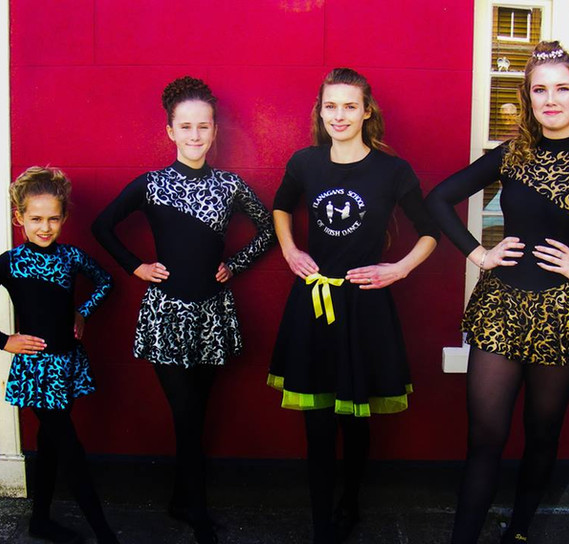 Performing at Penryn Town fair
