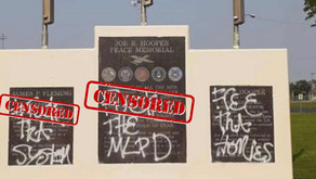 Moses Lake police investigating graffiti, vandalism at McCosh Park
