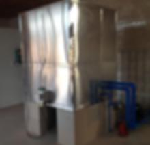 Maquina de Hielo en Cubo | FastCold