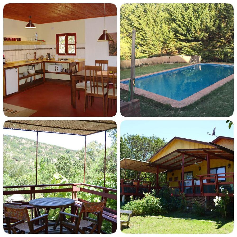 cabana/cottage valparaiso - chile