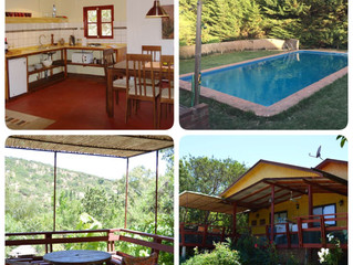 Vacation with friends and family in one of the campesano cottages!