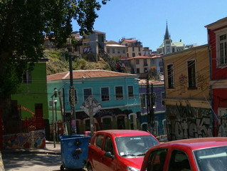 Valparaíso - famous, unique and fascinating