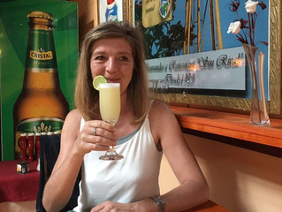 PISCO SOUR - national drink of Chile
