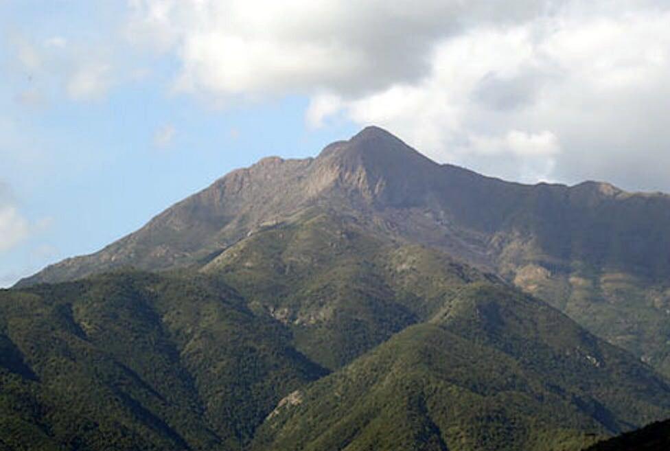 Trekking at National Park Chile La Campana