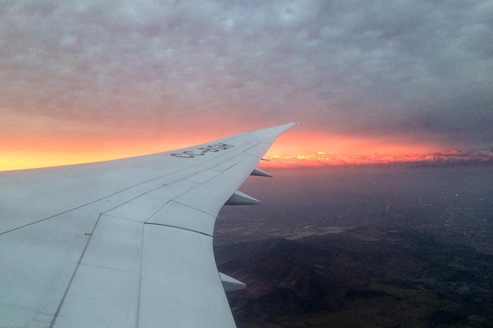 cordillera - andes mountains