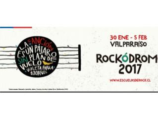 Rockodromo music festival in Valparaíso