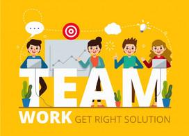 O Lean e o trabalho de equipa