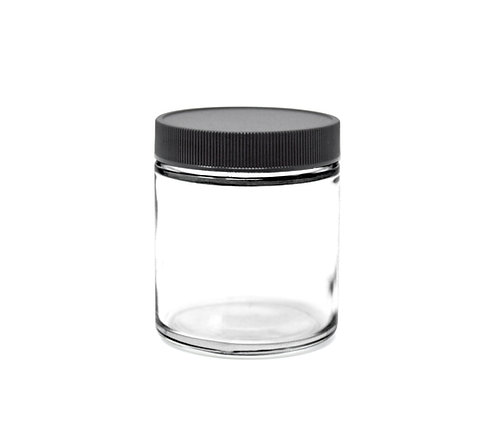 4 oz Glass Jar with Lid (90/Case)