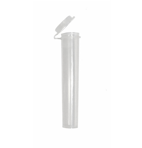 98mm Flip Top J-tubes  (600/case)