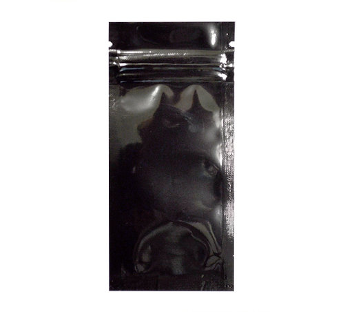 Black/Clear Gloss Vape Cartridge Bags (100/pack)
