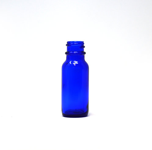 0.5oz Boston Round dropper bottle with an 18-400 neck finish (180/Pack-540/Case)