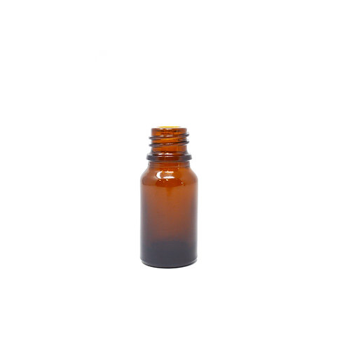 10 mL Euro Dropper Bottle with an 18-400 Neck Finish (192/Pack-768/Case)