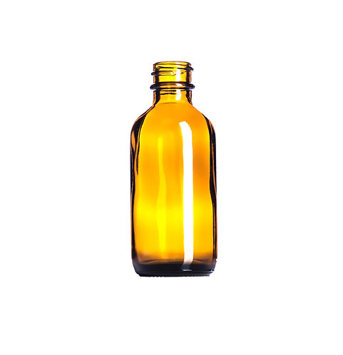 2 oz Boston Round Dropper Bottle with an 20-400 neck finish (80/Pack - 240/Case)