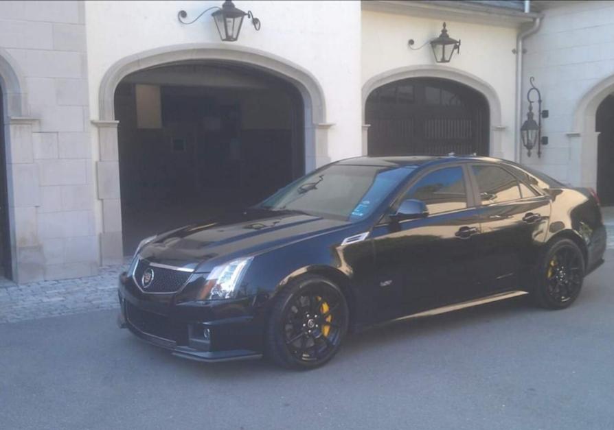 Cadillac Polish