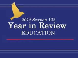 Year in Review- Education
