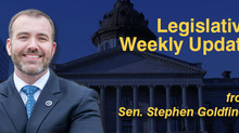 Legislative Weekly Update : April 29 - May 3