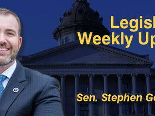 Legislative Weekly Update : April 8-12