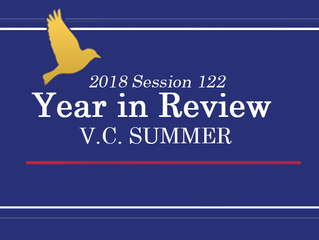 Year In Review - V.C. Summer