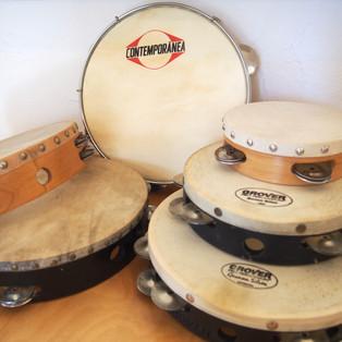 Tambourine&Pandeiro