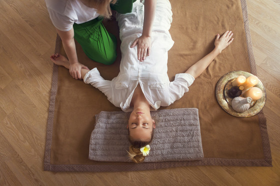 Lessons from Thai Massage: Taking Space