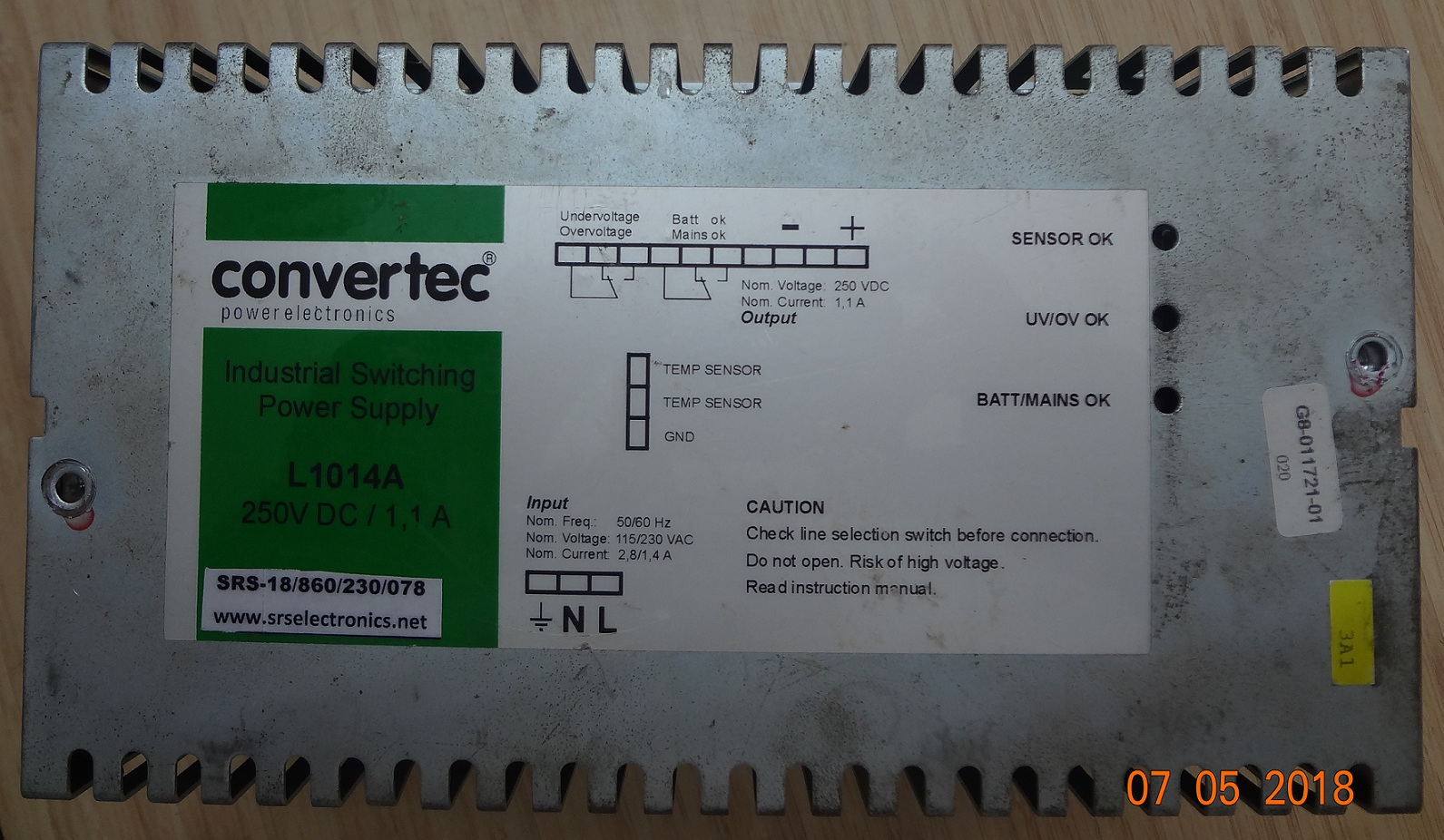 Industrial Electronics Instruments Repair service/Vadodara