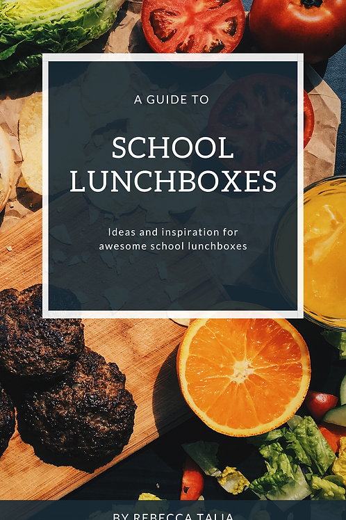 School Lunchbox Ebook