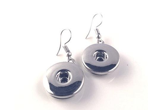 Snaps Dangle Earrings
