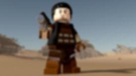 Varond Jelik, Darin De Paul voice, Lego Star Wars