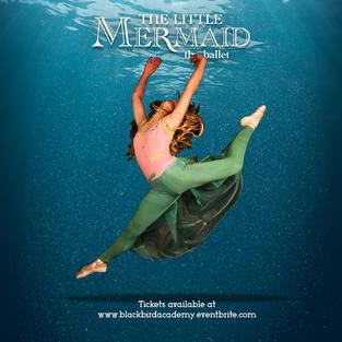 The Little Mermaid- Full Length Ballet