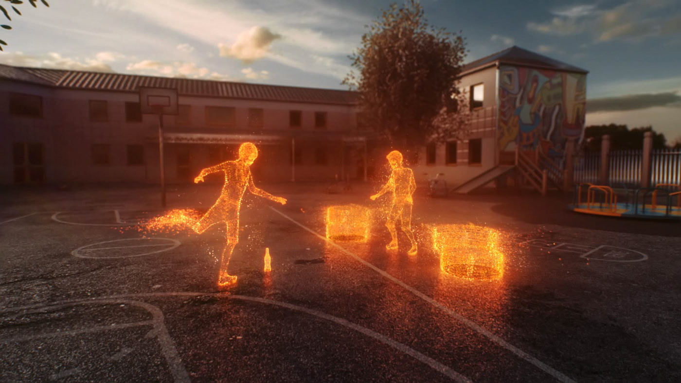 The Division 2 - Echo AR Trailer