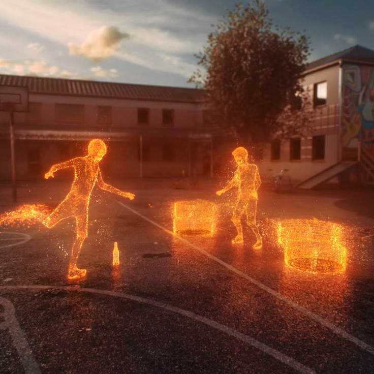 The Division 2 - Echo AR Trailer