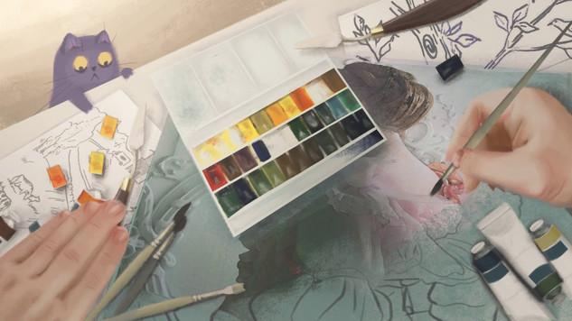 Pompidou cat 02