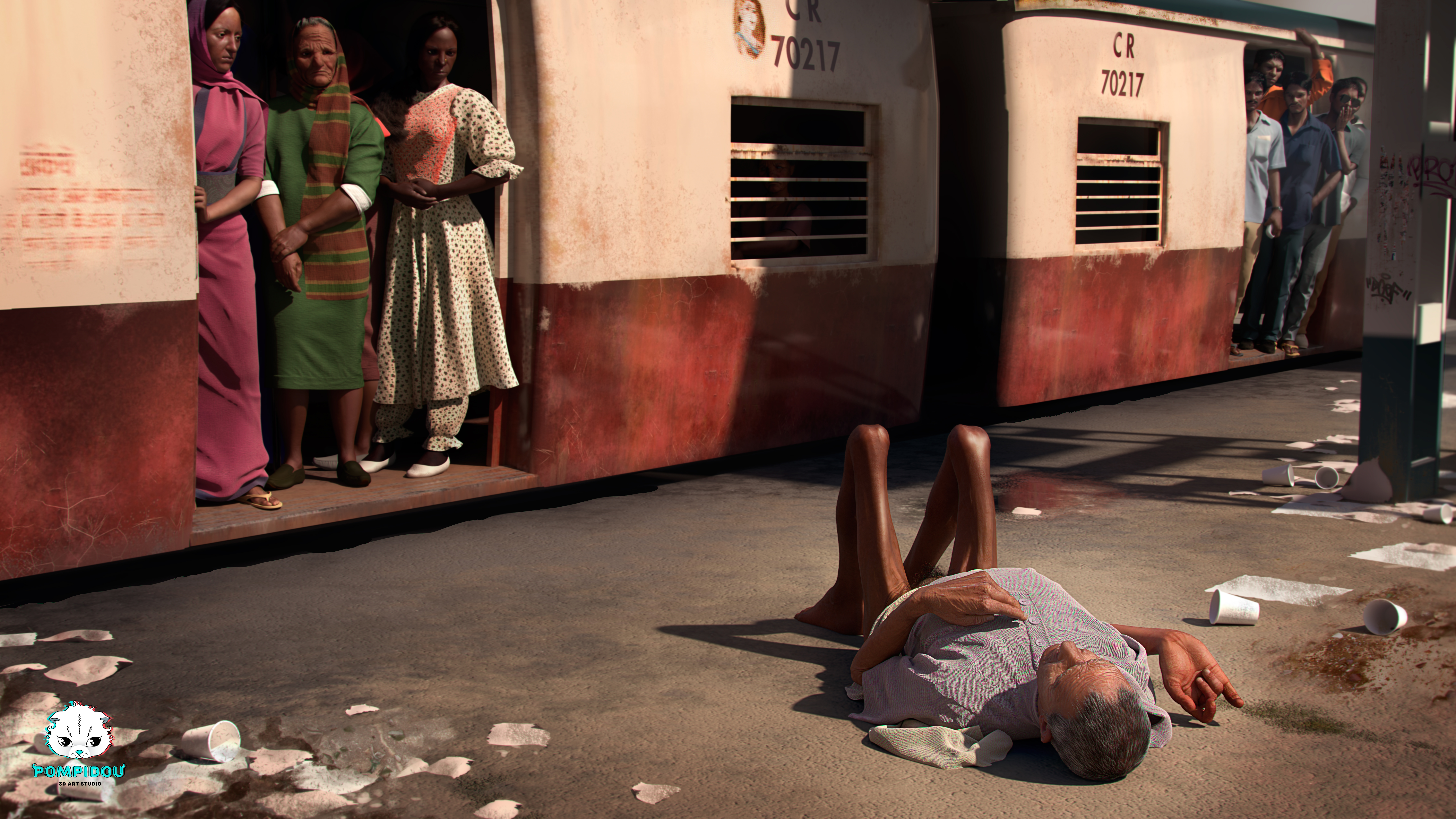 pompidou_social_india
