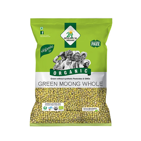 GREEN MOONG DAL WHOLE