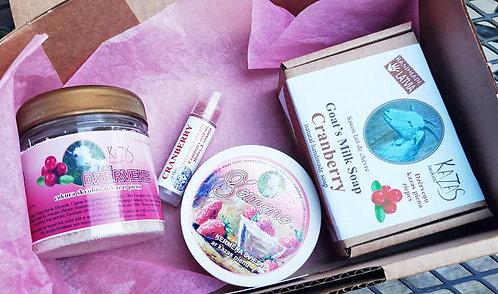 Summer berry gift set