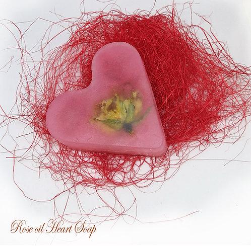 Love Heart Rose / Ziepes - sirds Rožu