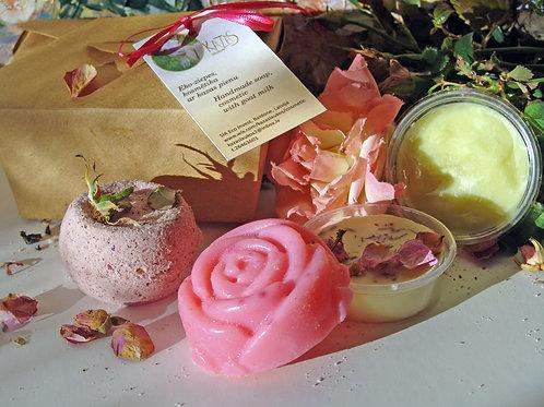 """Rožu dārzs"" komplekts  - ""Rose garden"" gift set"