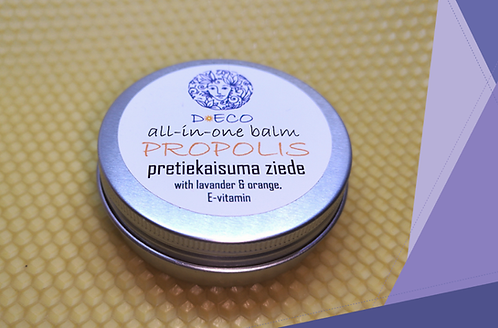 Propolis all-in-one balm /Propolisa balzāms