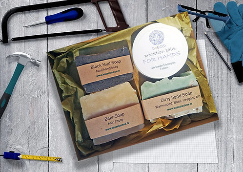 Craft soap collection